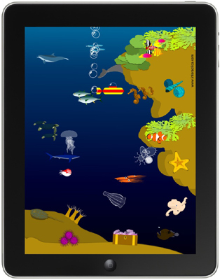 Jeux poisson rouge red fish games ipad appstore for Image aquarium poisson rouge